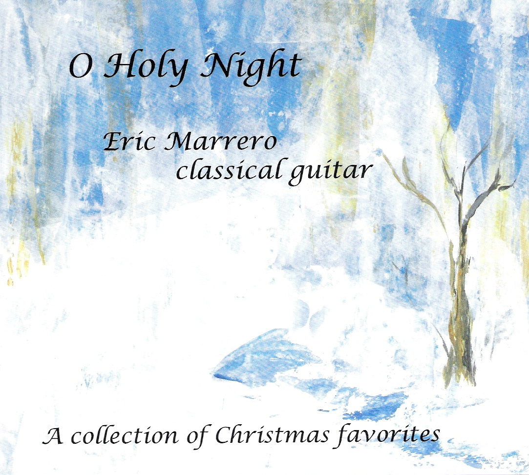 O Holy Night re-mix CD face